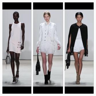 Rebecca Minkoff Designer Fashion NYFW FW16