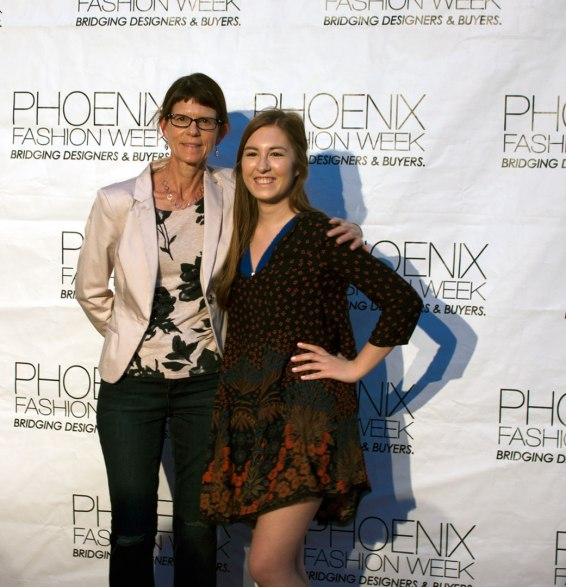 Phoenix Fashion Week Red Carpet