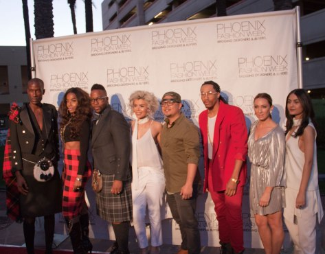 Stylist Phoenix Fashion Week