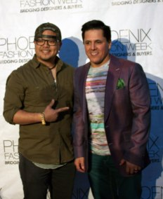 team-green-red-carpet-phoenix-fashion-week