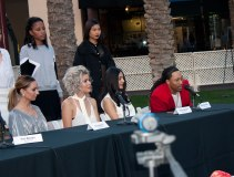team-lingerie-press-conference-phoenix-fashion-week