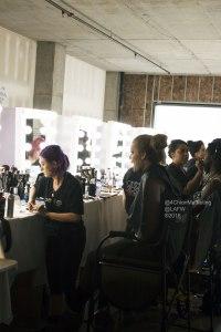 backstage models