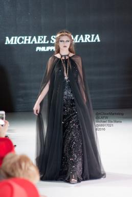 Michael Sta. Maria FW16 LAFW