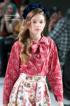 Rose Cottage LA Fashion Week 4Chion Marketing1