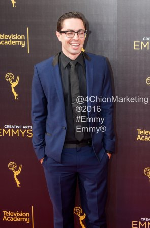James Pierce Connelly Emmys Creative Arts 4Chion Marketing