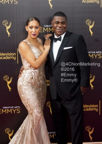 Tracy Morgan Emmys 4Chion Lifestyle