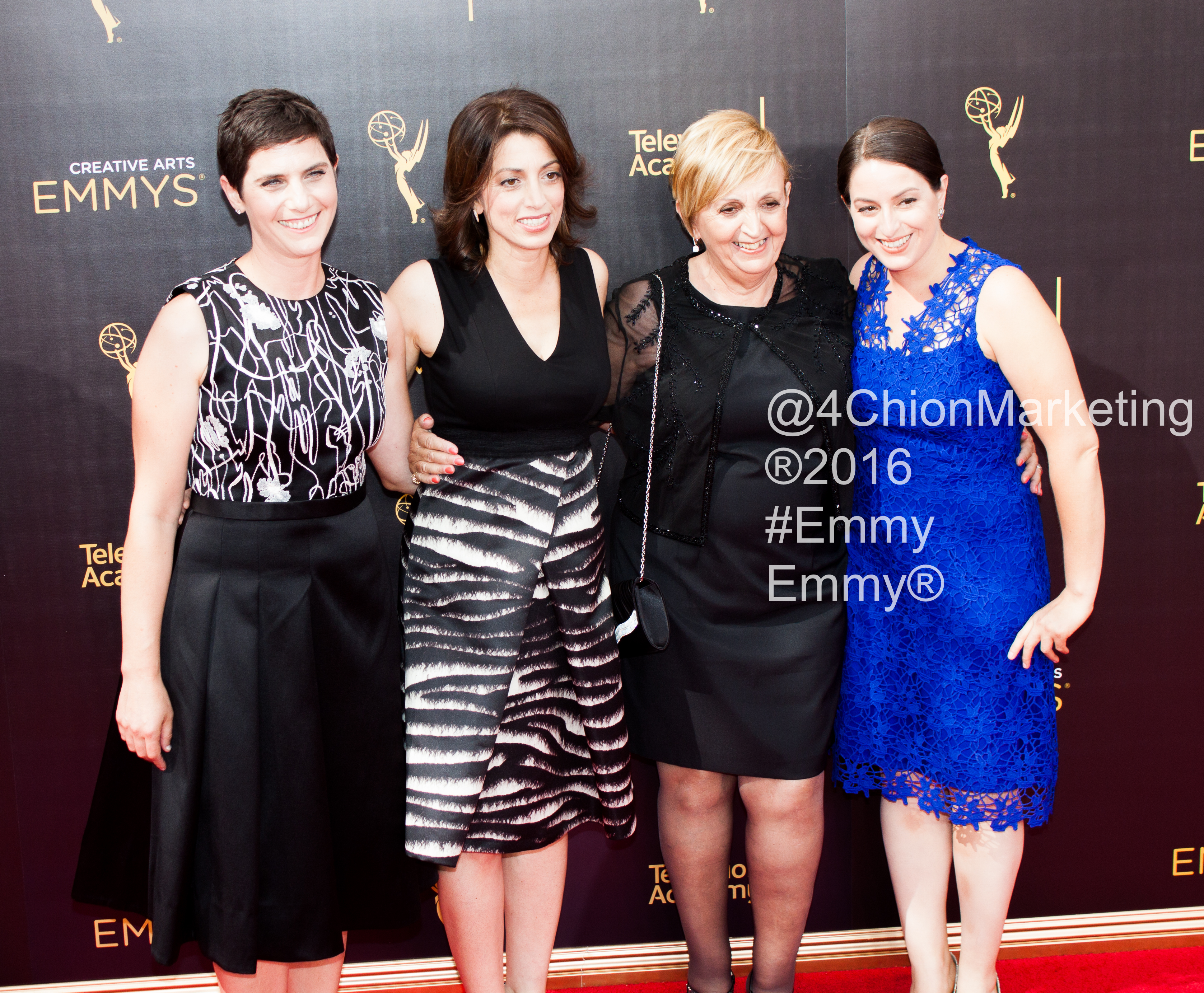 and Moira Demos Emmys 4Chion Marketing