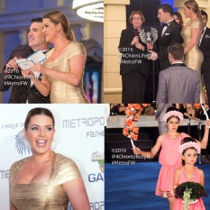 Alicia Machado Metropolitan Fashion Week 4Chion Lifestyle