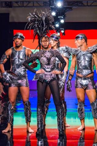 Rocky Gathercole Art Hearts Fashion Week 4Chion Lifestyle
