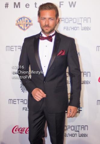 Metro Fashion Week Warner Brothers