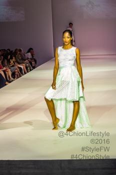 J. Sea Joshua Christensen at Style Fashion Week presents fashion in Palm Springs.