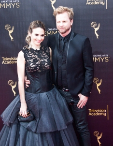 Gary Kordan and his wife, Justine Ungaro Emmys Creative Arts 4Chion Lifestyle