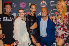 D' Jesus Trujillo Strut The Walking Man Art Hearts Fashion 4Chion Lifestyle