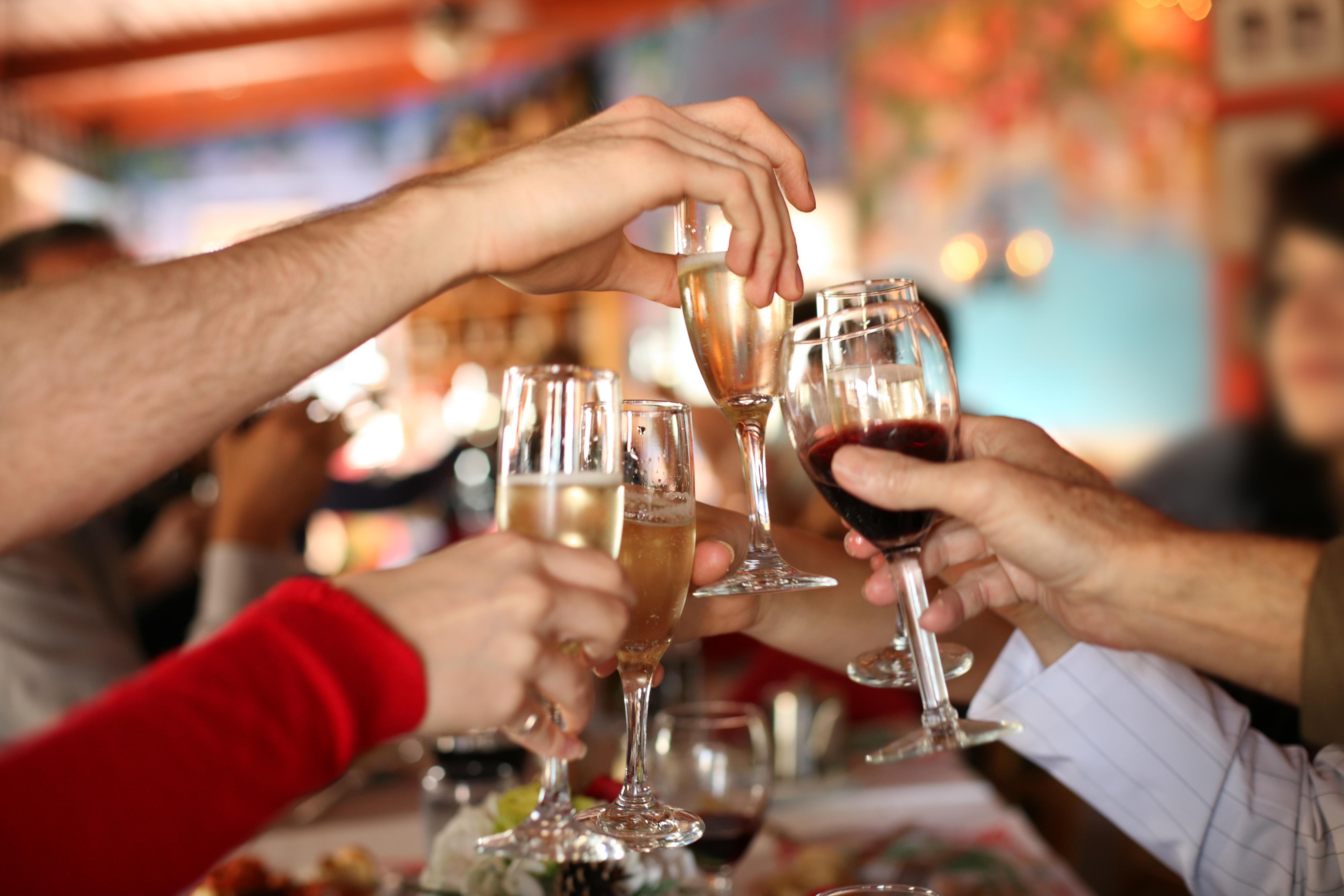 SAG Awards Toasting and Celebrating 4Chion Lifestyle