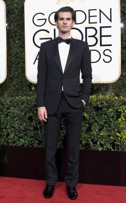 Gucci Golden Globes Red Carpet