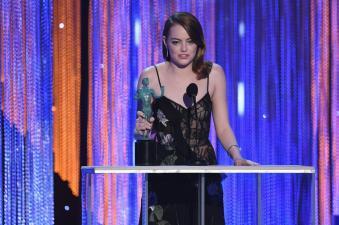 Emmay Stone SAG Awards