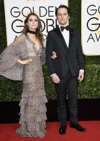 Red Carpet Golden Globes