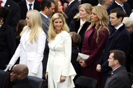 Ivanka and Tiffany Trump Inauguration 4Chion Lifestyle