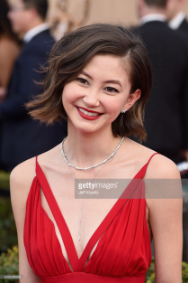Kimiko Glenn Jewels Sag Awards 4Chion Lifestyle
