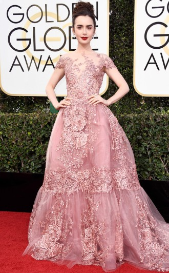 Zuhair Murad Golden Globes Red Carpet
