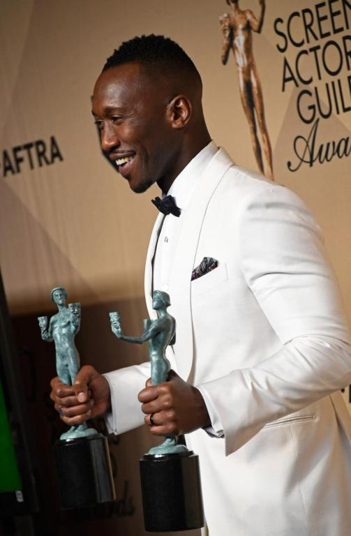 Mahershala Ali SAG Awards 4Chion Lifestyle