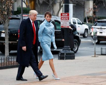 Ralph Lauren Malania Trump Inauguration 4Chion Lifestyle