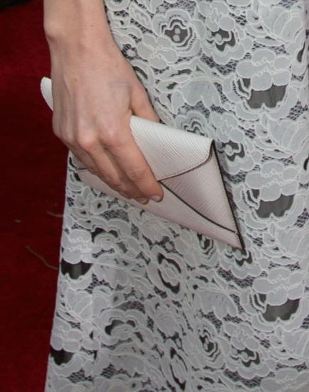 Michelle William Golden Globes Clutch