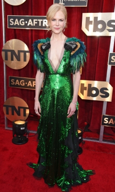 Nicole Kidman SAG Awards 4Chion Lifestyle