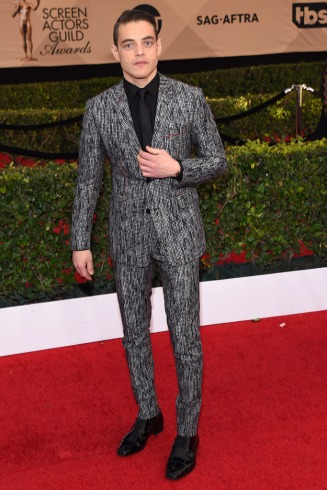 Rami Malek Mr. Robot SAG Awards 4Chion Lifestyle