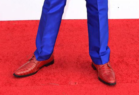 tituss burgess SAG Award shoes 4chion Lifestyle