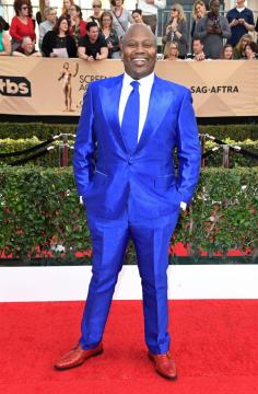 Tituss Burgess SAG Awards 4Chion Lifestyle
