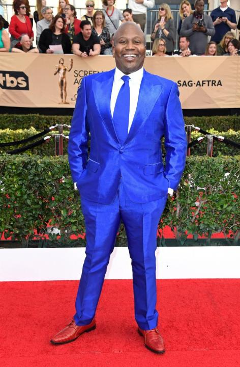Tituss Burgess SAG Awards 4Chion Lifestyle