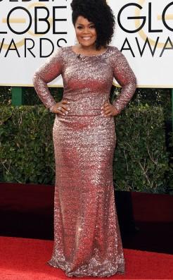 Golden Globe Red Carpet