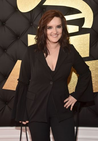 Brandy Clark Red Carpet Grammys