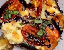 Caprese Mushrooms Super Bowl 4Chion Lifestyle
