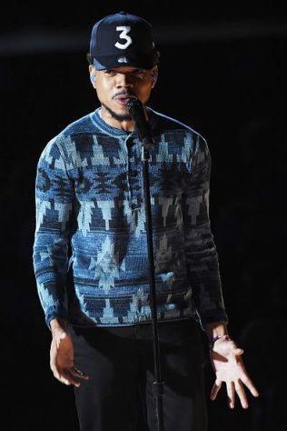 CHANCE THE RAPPER Grammys