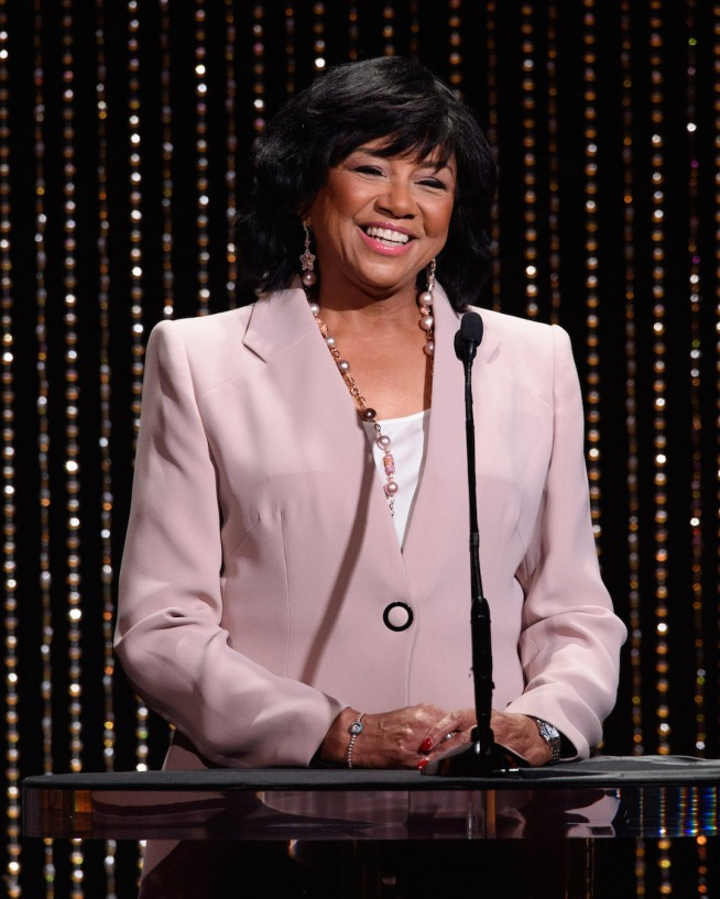 Academy President Cheryl Boone Isaacs during the Oscar® Nominees Luncheon in Beverly Hills Monday, February 6, 2017. The 89th Oscars® will air on Sunday, February 26, live on ABC.