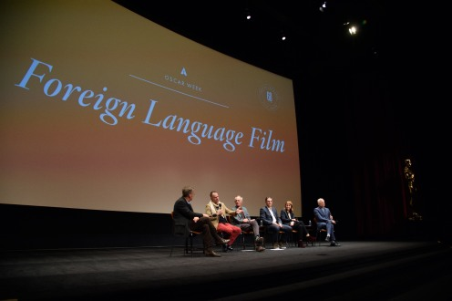 Foreign Language Film Directors Oscars 4Chion Lifestyle