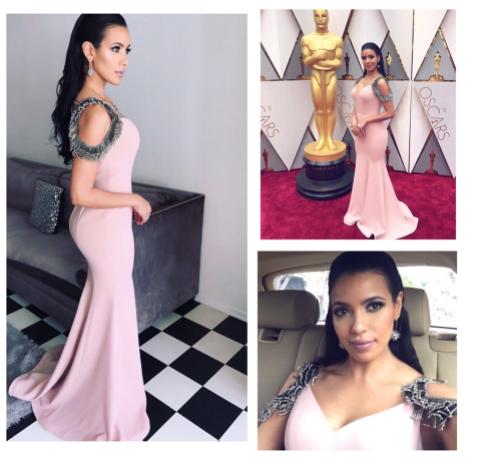 Julissa Bermudez Oscar Styleing 4Chion Lifestyle