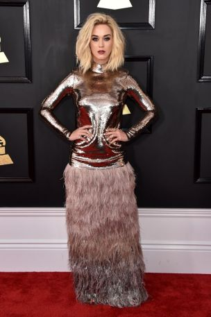 Katy Perry Red Carpet Tom Ford
