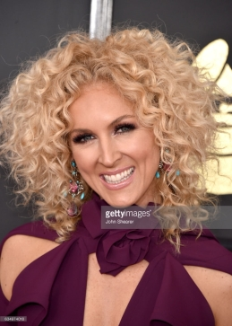 Kimberly Schlapman of music group Little Big Town Lydia Courteille
