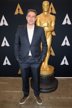 "Director of the Oscar® nominated foreign film ""Land of Mine"", Martin Zandvliet prior to the Academy of Motion Picture Arts and Sciences' Oscar Week: Foreign Language Films event on Saturday, February 25, 2017 at the Samuel Goldwyn Theater in Beverly Hills. The Oscars® will be presented on Sunday, February 26, 2017, at the Dolby Theatre® in Hollywood, CA and televised live by the ABC Television Network."