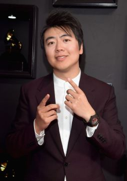 Lang Lang Grammys red carpet 4Chion Lifestyle