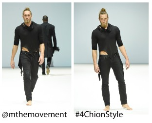 M The Movement Style Fashion Week