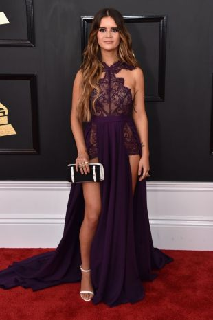 MAREN MORRIS Grammys Red Carpet 4Chion Lifestyle