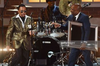 MORRIS DAY, JELLYBEAN JOHNSON AND JEROME BENTON Grammys
