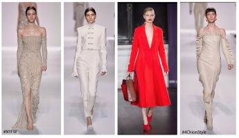 Monochromatic Fashion Runway 4Chion Lifestyle