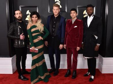 Pentatonix Red Carpet Grammys