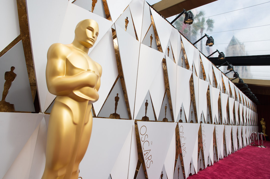 Oscars® Red Carpet 4Chion Marketing