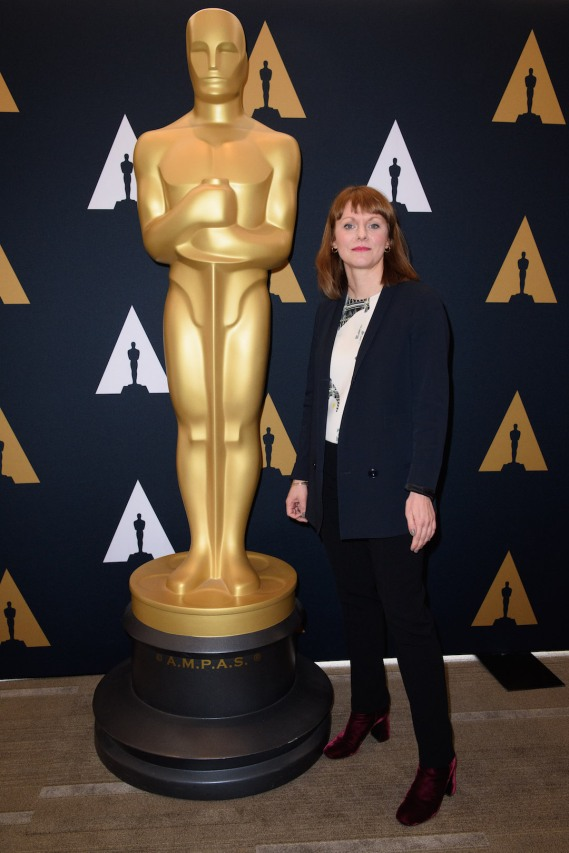 "Director of the Oscar® nominated foreign film ""Toni Erdmann"", Maren Ade prior to the Academy of Motion Picture Arts and Sciences' Oscar Week: Foreign Language Films event on Saturday, February 25, 2017 at the Samuel Goldwyn Theater in Beverly Hills. The Oscars® will be presented on Sunday, February 26, 2017, at the Dolby Theatre® in Hollywood, CA and televised live by the ABC Television Network."